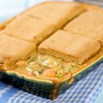 Low-fat Vegetable Pot Pie