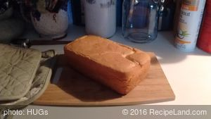 Brown & White Rice Bread