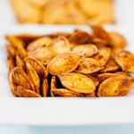 Cajun Toasted Pumpkin Seeds