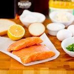 Secret Fresh Salmon Cakes
