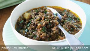 Rustic Lentil Stew