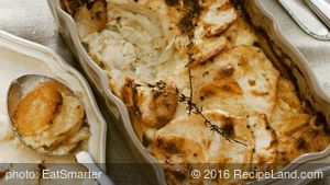Root Veg and Herb Bake