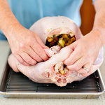 Turkey Roasted in Parchment Paper