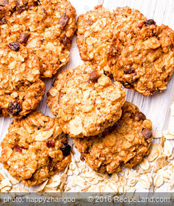 Master Chewy Oatmeal Cookies