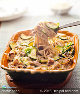 Campbell's Turkey Tetrazzini