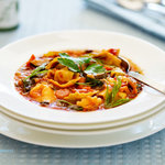 Hearty Tortellini Vegetable Soup