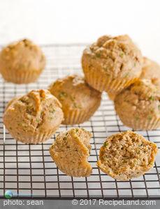 Parmesan Herb Buttermilk Muffins