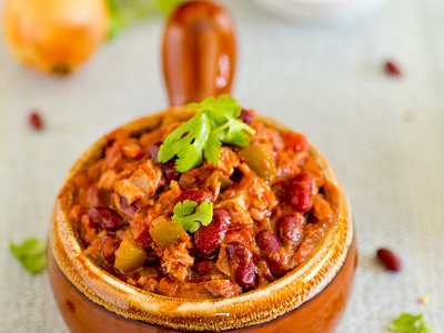 West Coast Turkey Chili
