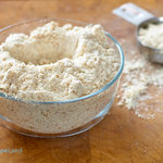 It's easy to produce baked goods using this healthy whole-wheat version of a buttermilk baking mix. A hommade substitute for Buttermilk Bisquick.