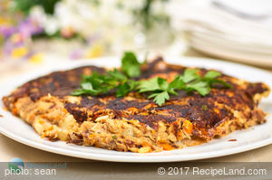 Leftover Pork Roast Hash
