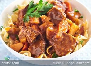 Terrific Beef Stew