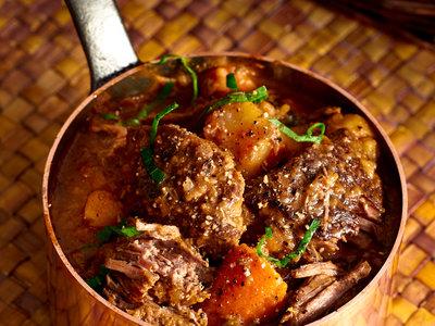 Favorite Skillet Beef Stew