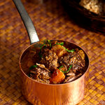 A stove-top beef stew recipe. Nothing beats a hearty, savory beef stew that warms you up a cold day and satisfies your hunger.