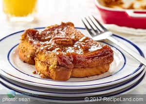 Favourite Caramel French Toast