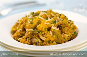 Thanksgiving Winter Squash With Caramelized Onions