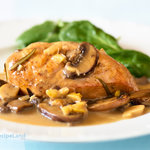 Pull out the crockpot for this scrumptious chicken recipe that will have you licking your fingers at the dinner table!