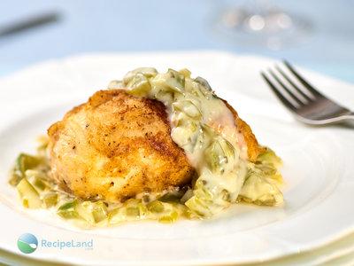 Chicken Breasts Neptune