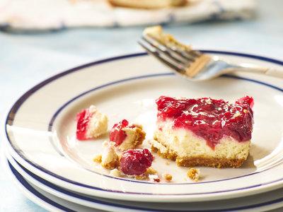 Cherry Cheesecake Squares