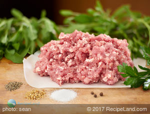 Sage Breakfast Sausage