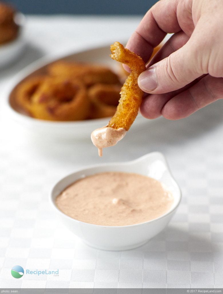Outback Blooming Onion Dipping Sauce