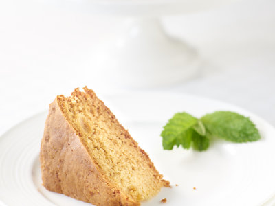 White Sour Milk Cake