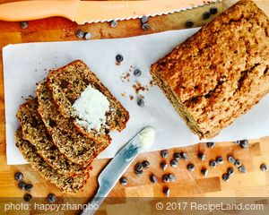 Favourite Banana-Bran Bread