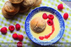 Pudding & Custard