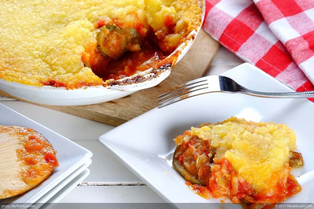 All-Vegetable Shepherd's Pie