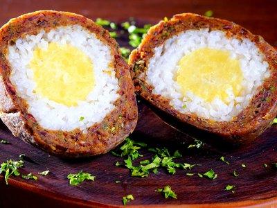 Vegan Scotch Eggs