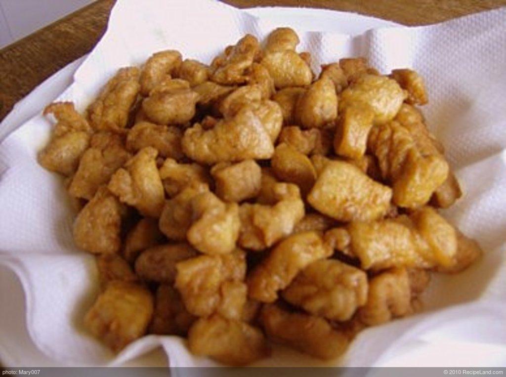 "Chicken ""Popcorn"""