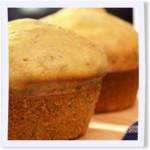 Gluten-Free Lemon and Chia Seed Muffins