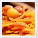 Squash Noodle all'Arrabbiata