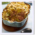 Polish Cabbage Bake