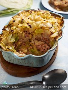 Polish Cabbage Bake