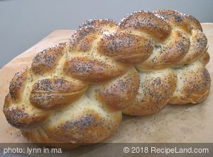 Double-Braided Challah