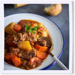 Pressure Cooker Beef Stew (Instant Pot)