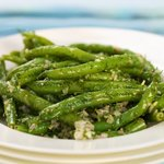 Green Beans with Lemon Dill Dressing