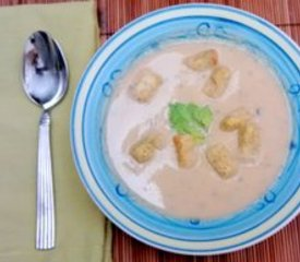 Celery and Celery Root Soup