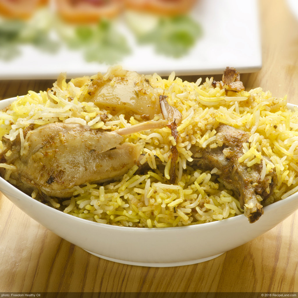 Indian Non-Veg Recipe – Chicken Biryani