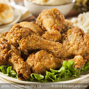 Indian's Favourite Chicken – Crispy Fried Chicken