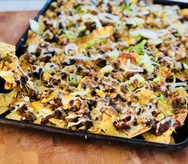 Vegetable Nachos