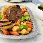 Delicious Instand Pot Pot Roast recipe