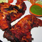 Chicken tandoori is basically a snack which can be eaten in the evening or at night. Chicken marinated in tandoori masala, grilled in oven is a super tasty, mouthwatering dish. Try now.