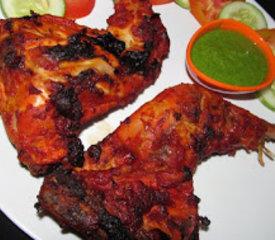 Spicy, Tasty Chicken Tandoori