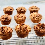 Amazing Mango-Macadamia Muffins recipe