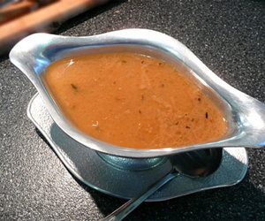 Herbed Pan Gravy