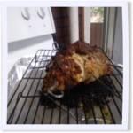 Stuffed Pork Tenderloin with Delicious Surprises