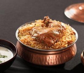 Hyderabadi Chicken Biryani Recipe