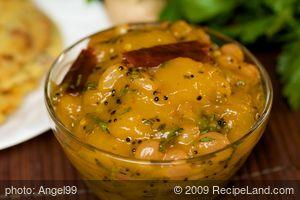 Aam Chutney (Mango-Chile Chutney)