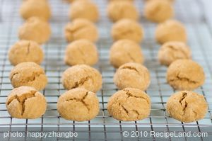 Best-Ever Gingersnaps